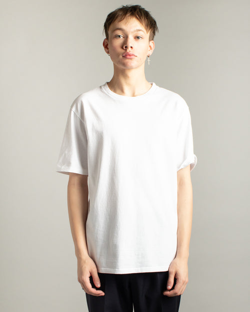 Heavyweight Crewneck T-Shirt White 2