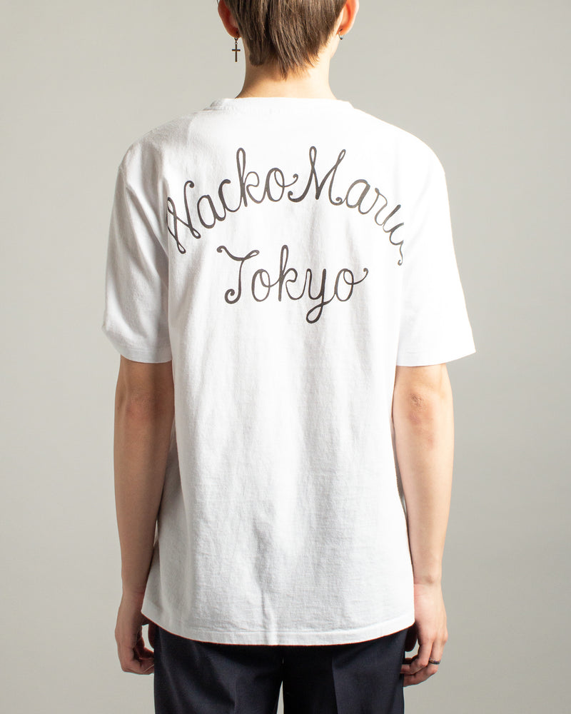 Heavyweight Crewneck T-Shirt White
