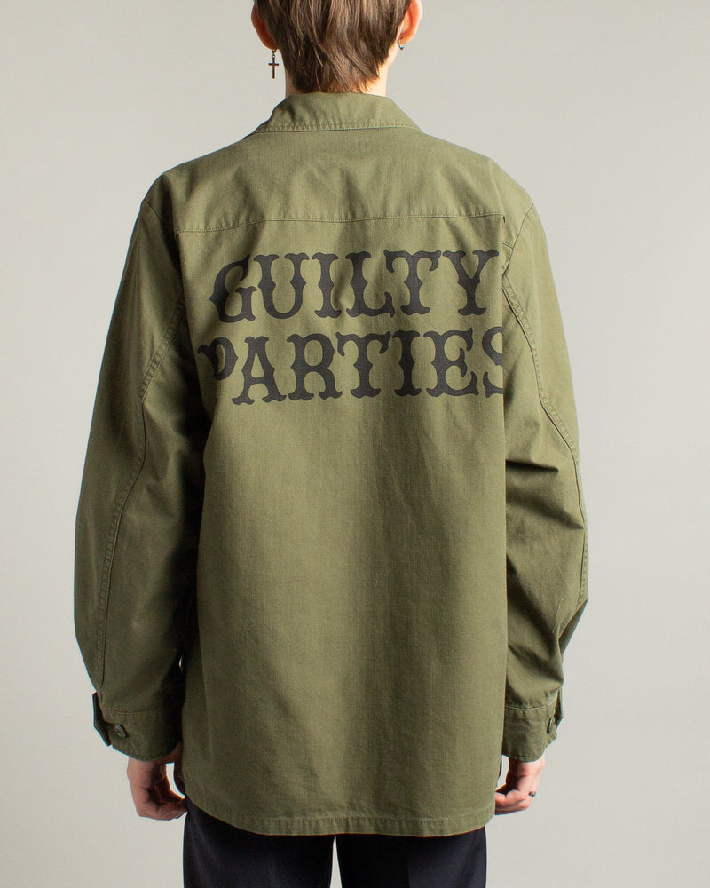 Fatigue Jacket (TYPE-2) Khaki