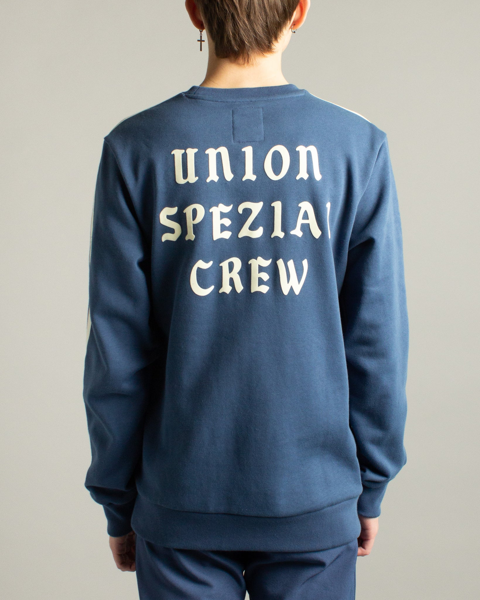 Union Sweatshirt Night Marine