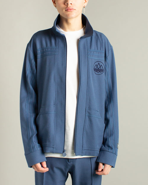 Union Track Jacket Night Marine 1