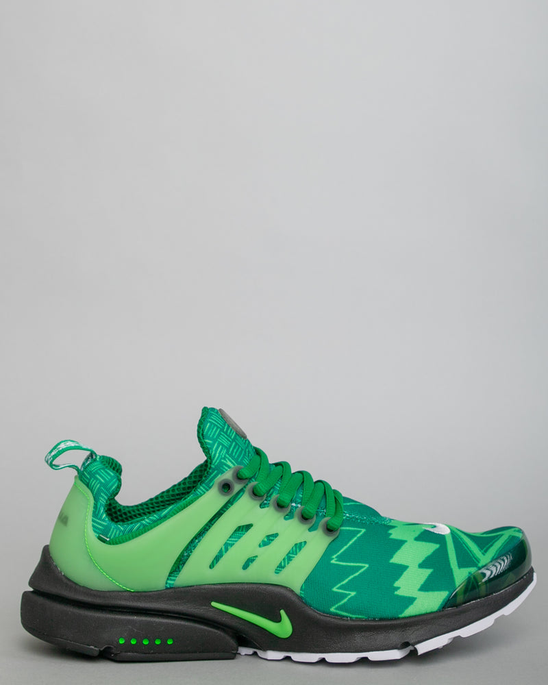 "Air Presto ""Naija"" Pine Green/Green Strike/Black"