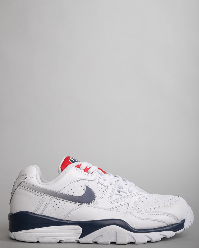 Air Cross Trainer 3 Low White/Midnight Navy/Midnight Navy