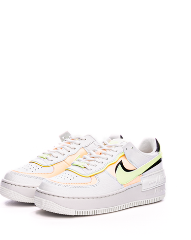 W Air Force 1 Shadow Summit White/Crimson Tint/Black 2