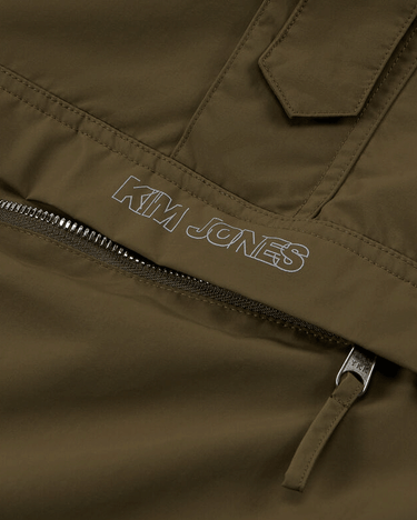 Kim Jones Parka Burnt Olive 2