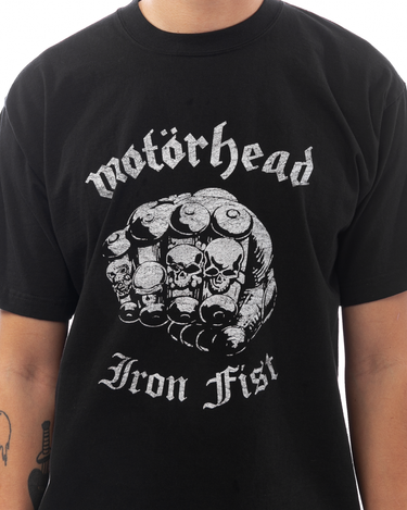 MOTORHEAD T-Shirt Black 2