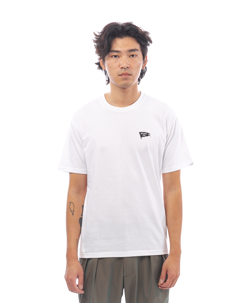 Issue Tee White