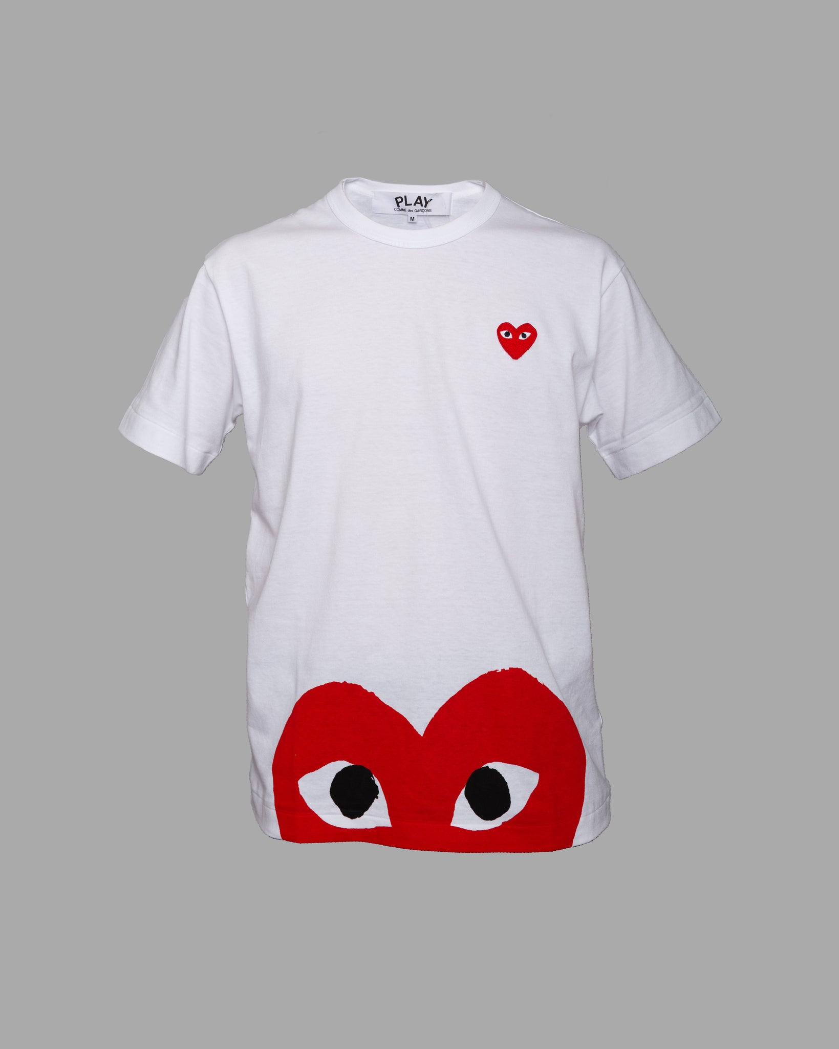 Red Heart T-Shirt White