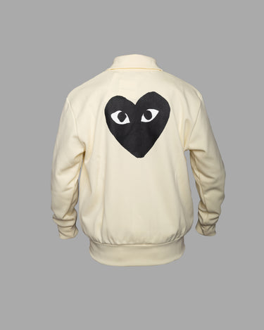 Big Heart Jacket Ivory 2
