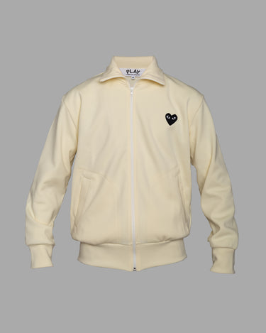 Big Heart Jacket Ivory 1