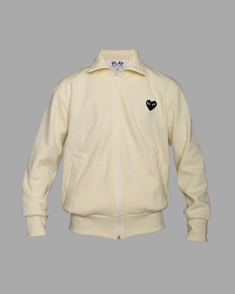 Big Heart Jacket Ivory