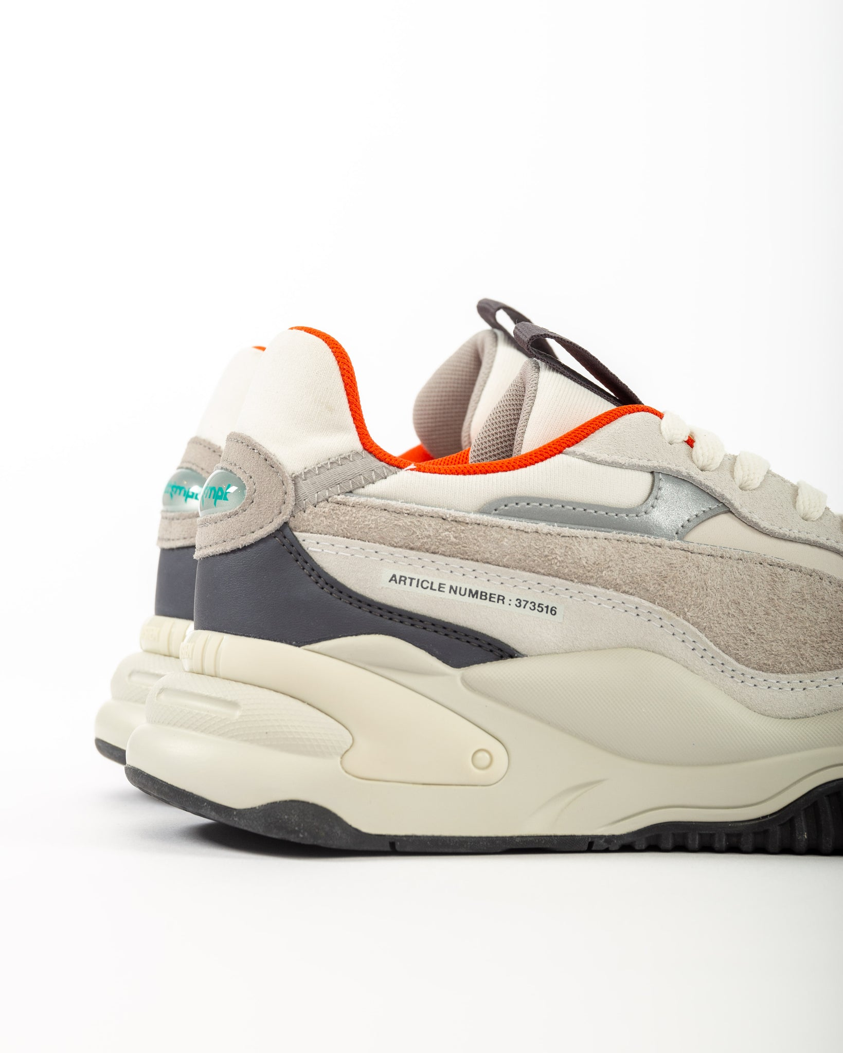 ATTEMPT RS-2K Vaporous Grey/Puma Silver