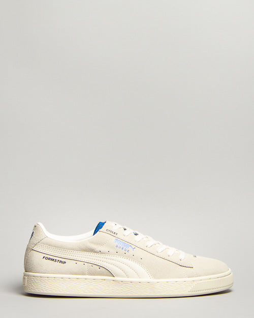 ADER ERROR Suede Whisper White 1