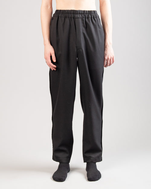 Men's Pants/Woven Black 1