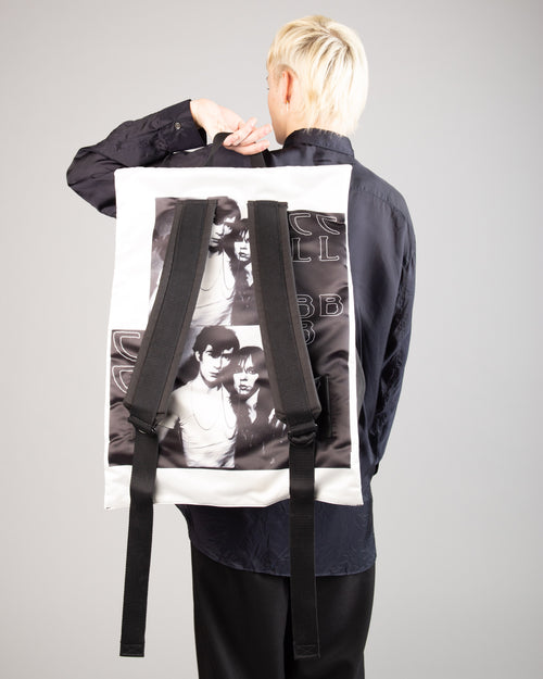 Raf Simons Poster Padded Bl Cot Couple W 1