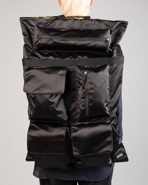 Raf Simons Poster Backpack Bl Sat Boy Y 2