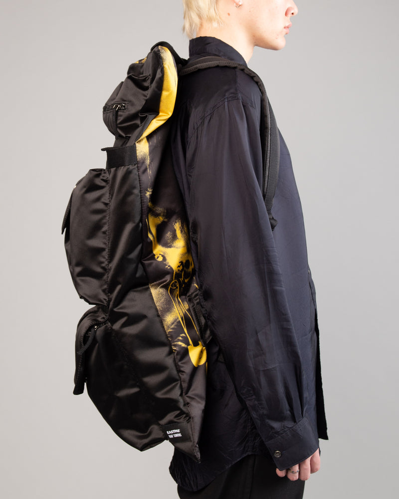 Raf Simons Poster Backpack Bl Sat Boy Y