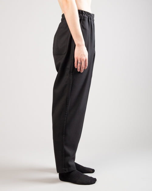 Men's Pants/Woven Black 2