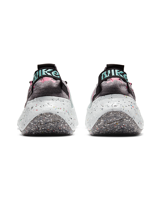 W Space Hippie 04 Smoke Grey/Black/Pink Blast