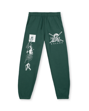 Dreams Sweatpant Mallard Green 1
