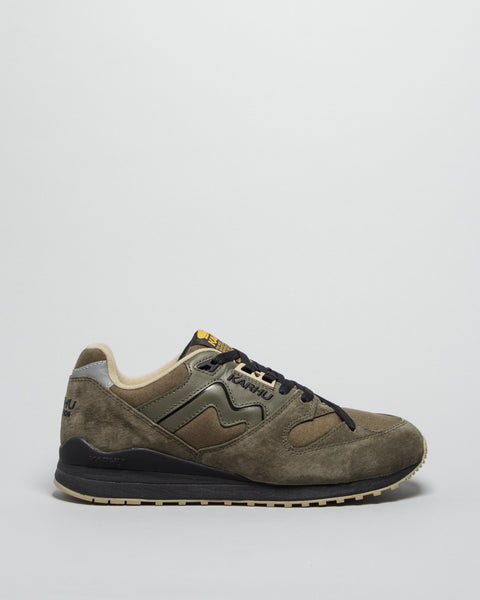 Synchron Classic Olive Night/Olive Karhu Mens Sneakers Seattle