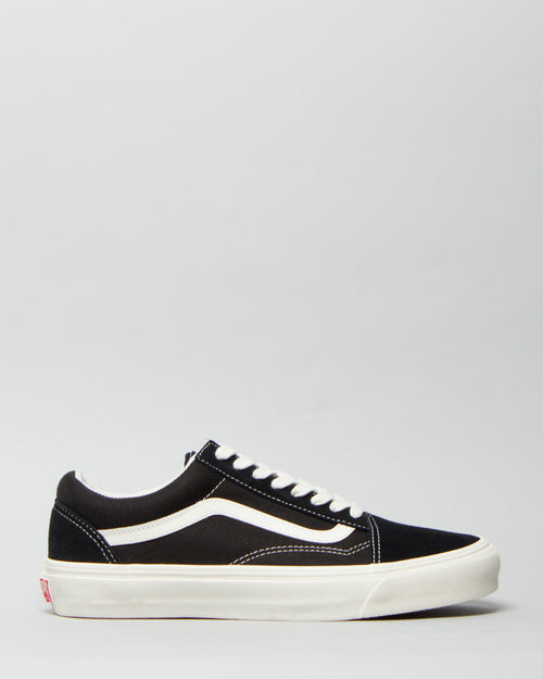 OG Old Skool LX (Suede/Canvas) Black/Marshmallow 1