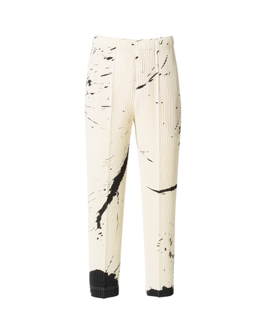 Splash Trousers White/Black 1