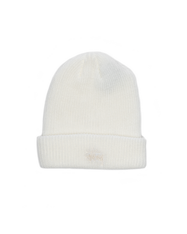 Basic Cuff Beanie Natural 1