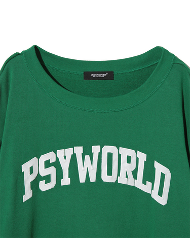 UC1A4805 LS T-Shirt Green 2