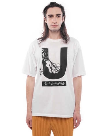 UC1A3816 T-Shirt White 1