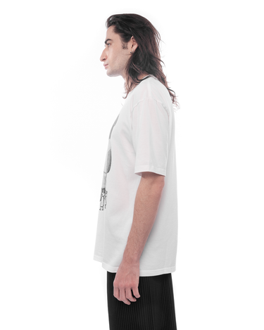 UC1A3804 T-Shirt White 2