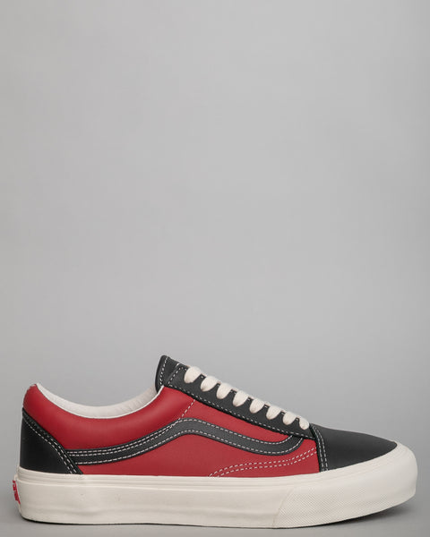 Old Skool VLT LX Black/Chili Pepper