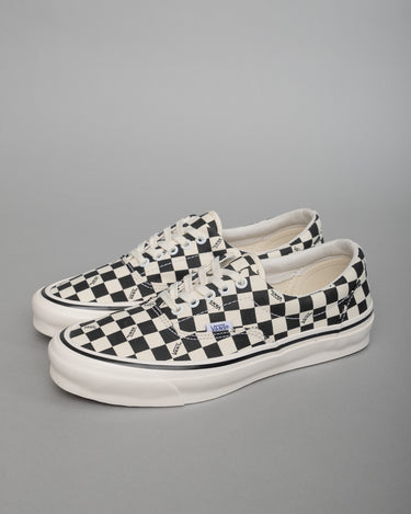 OG Era LX Checkerboard Black/White 2