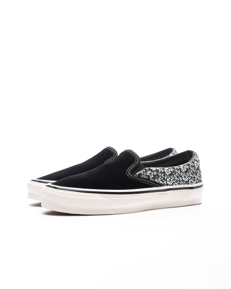 OG Classic Slip-On LX Micro Daisy Black