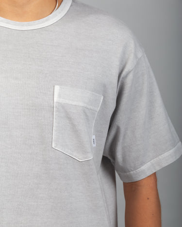 Blank SS 03 Pigment T-Shirt Grey 2