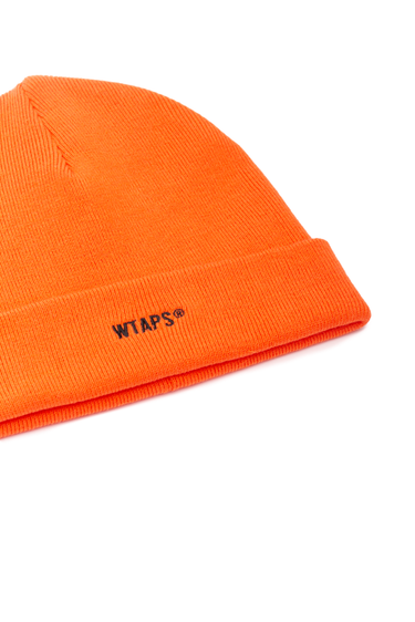 Coolmax Beanie 03 Orange 2