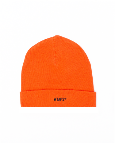 Coolmax Beanie 03 Orange 1