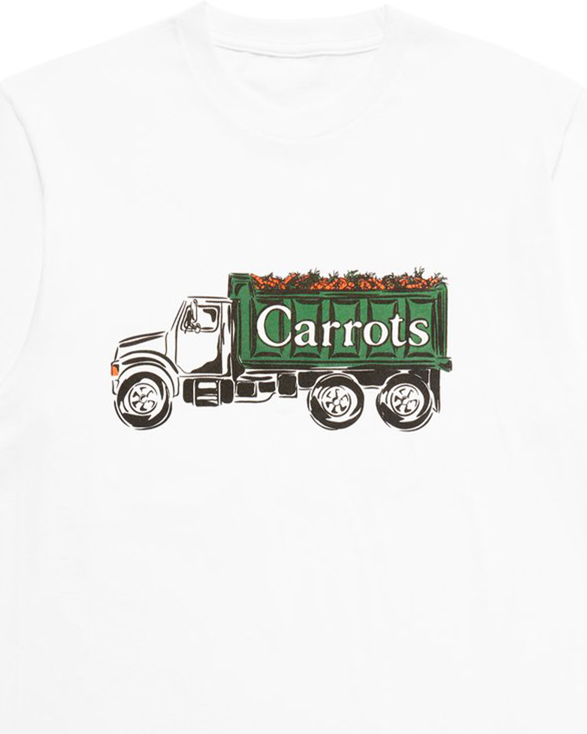 Truckload Tee White