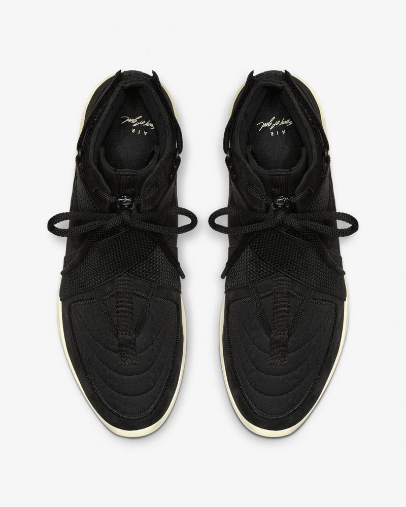 Air Fear of God Raid Black/Black/Fossil