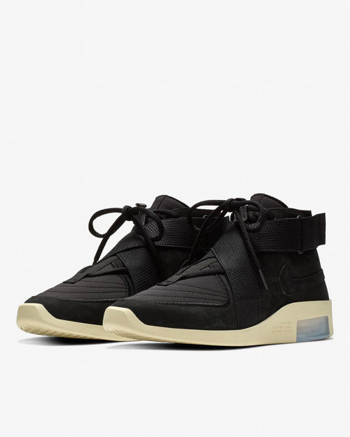 Air Fear of God Raid Black/Black/Fossil 2