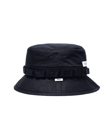 Jungle Hat Black 1
