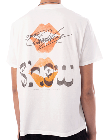 Box T-Shirt Signature Kiss Print 2