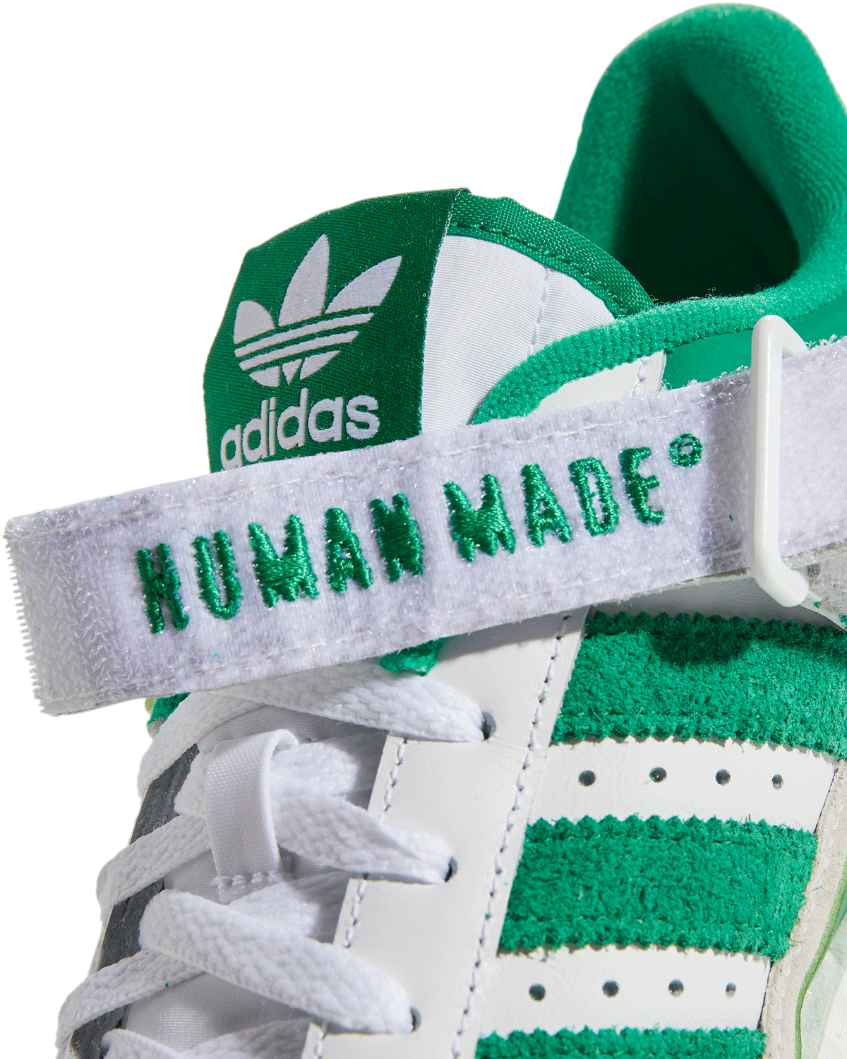 Human Made Forum Low Green