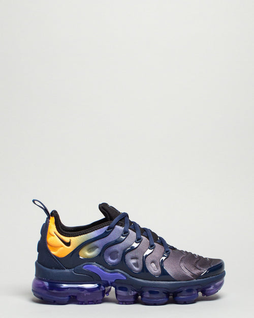 W Air VaporMax Plus Persian Violet/Black/Midnight Navy 1