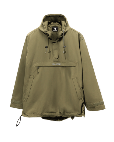 Kim Jones Parka Burnt Olive 1