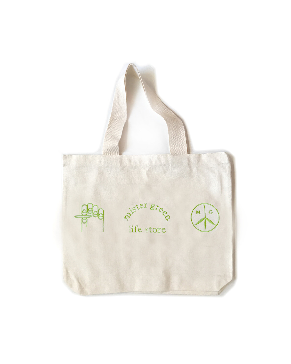 5 Year Anniversary Tote Natural