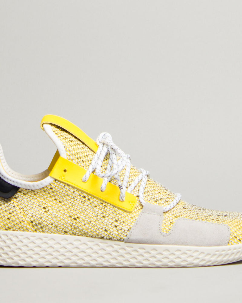 Pharrell Williams Solar Tennis HU V2 Black/Cloud White/Core Black