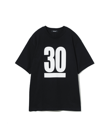 30th Anniversary T-Shirt Black 1