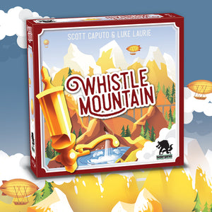 Whistle Mountain Designer Interview