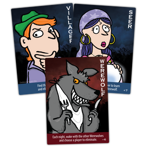 Ultimate Werewolf Alternate Art Packs